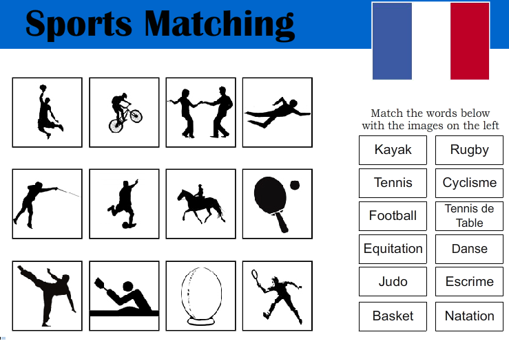 sports matchmaking