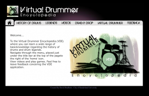 Virtual Drummer Encyclopedia